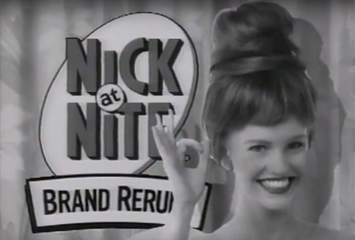 Picture of Dixie, the TV Land Pixie, from Nick@Nite
